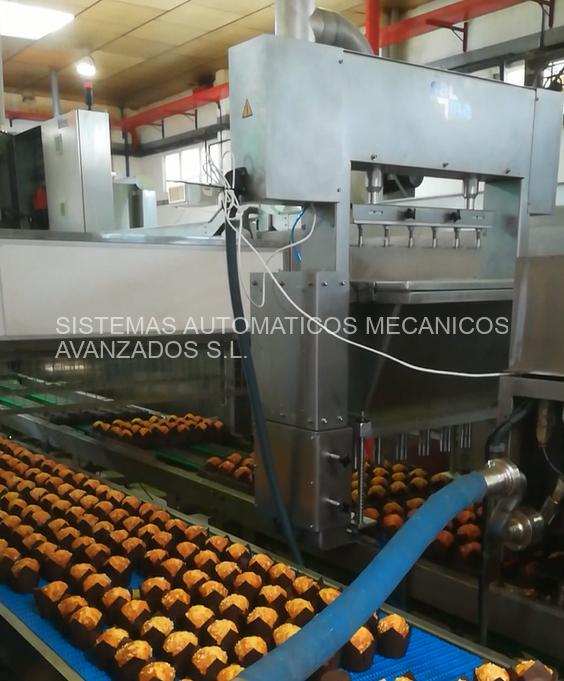 Inyectadora - SAMA S.L. Sistemas Automáticos Mecánicos Avanzados